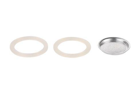 Tescoma silikonové těsnění 2 ks a filtr PALOMA 6 šálků Nápoje