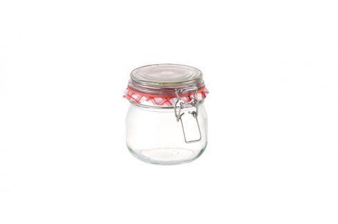 TESCOMA zavařovací sklenice s klipem DELLA CASA 600 ml Zavařovací sklenice