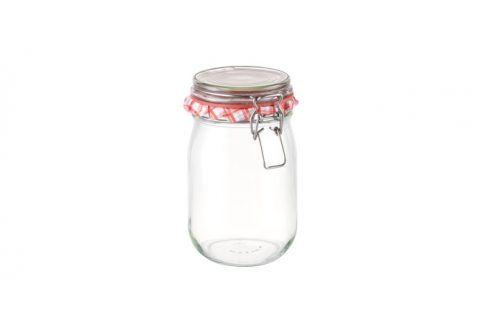 TESCOMA zavařovací sklenice s klipem DELLA CASA 1000 ml Zavařovací sklenice
