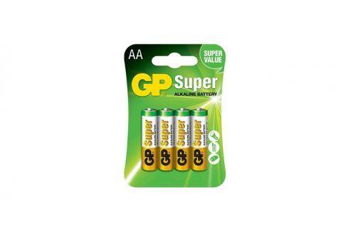 TESCOMA alkalická tužková baterie GP Super AA, 4 ks Náhradní díly