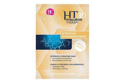 Dermacol 3D Hyaluron Therapy 16 ml intenzivní hydratační a remodelační maska pro ženy Pleťové masky