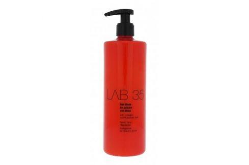 Kallos Cosmetics Lab 35 500 ml maska pro objem a lesk pro ženy Masky na vlasy