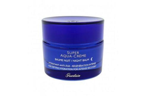 Guerlain Super Aqua Créme Night Balm 50 ml noční pleťový krém pro ženy Noční pleťové krémy