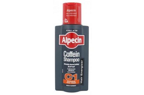 Alpecin Coffein Shampoo C1 250 ml šampon pro stimulaci růstu vlasů pro muže Šampony