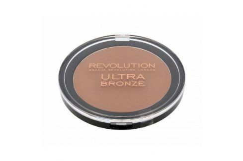 Makeup Revolution London Ultra Bronze 15 g bronzer pro ženy Bronzery