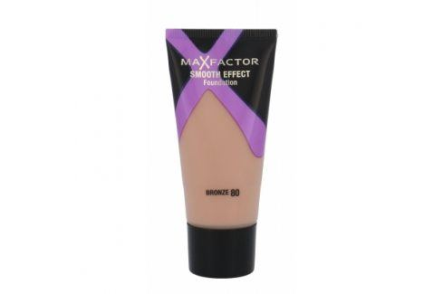 Max Factor Smooth Effect 30 ml makeup pro ženy 80 Bronze Makeupy
