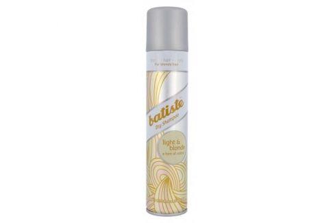 Batiste Brilliant Blonde 200 ml suchý šampon pro světlé odstíny vlasů pro ženy Suché šampony