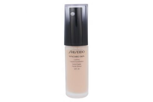 Shiseido Synchro Skin Lasting Liquid Foundation SPF20 30 ml makeup pro ženy Rose 2 Makeupy