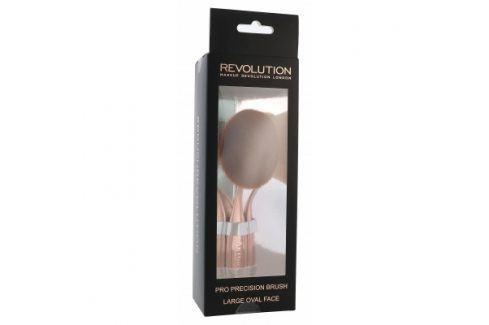 Makeup Revolution London Brushes Pro Precision Brush Large Oval Face 1 ks štětec pro ženy Štětce