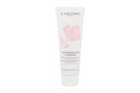 Lancome Creme-Mousse Confort 125 ml čisticí krém pro ženy Čisticí krémy