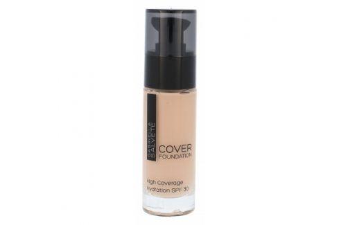 Gabriella Salvete Cover Foundation SPF30 30 ml makeup pro ženy 100 Porcelain Makeupy