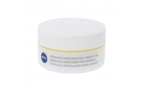 Nivea Anti Wrinkle Revitalizing 50 ml denní pleťový krém proti vráskám pro ženy Denní pleťové krémy