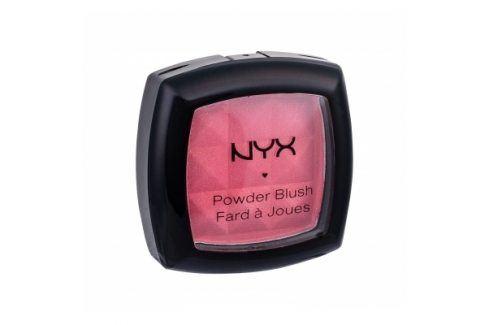 NYX Professional Makeup Blush 4 g tvářenka pro ženy 26 Rose Garden Tvářenky