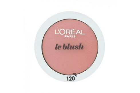 L´Oréal Paris Le Blush 5 g tvářenka pro ženy 200 Golden Amber Tvářenky
