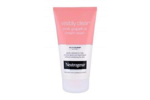 Neutrogena Visibly Clear Pink Grapefruit 150 ml čisticí krém pro ženy Čisticí krémy