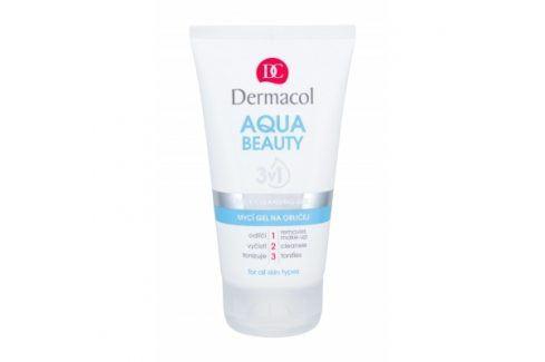 Dermacol Aqua Beauty 150 ml čisticí gel pro ženy Čisticí gely