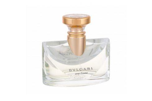 Bvlgari Pour Femme 50 ml parfémovaná voda pro ženy Parfémované vody