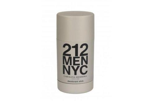 Carolina Herrera 212 NYC Men 75 ml deodorant deostick pro muže Deodoranty
