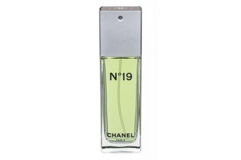 Chanel No. 19 100 ml toaletní voda pro ženy Toaletní vody