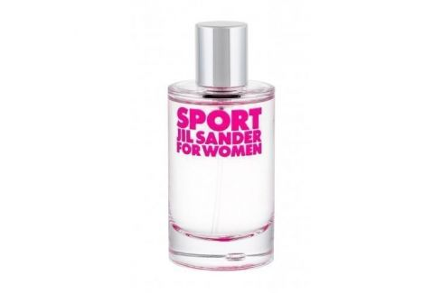 Jil Sander Sport For Women 50 ml toaletní voda pro ženy Toaletní vody