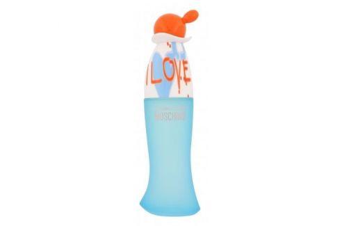 Moschino Cheap And Chic I Love Love 100 ml toaletní voda pro ženy Toaletní vody