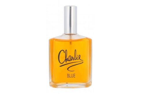 Revlon Charlie Blue 100 ml toaletní voda pro ženy Toaletní vody