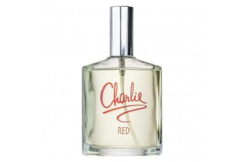 Revlon Charlie Red 100 ml toaletní voda pro ženy Toaletní vody