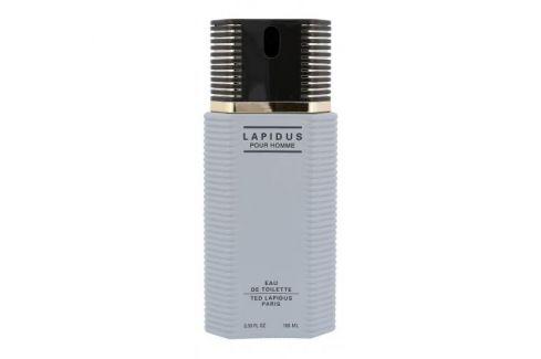 Ted Lapidus Lapidus Pour Homme 100 ml toaletní voda pro muže Toaletní vody