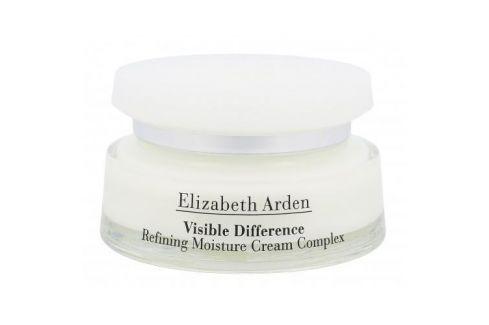 Elizabeth Arden Visible Difference Refining Moisture Cream Complex 75 ml hydratační pleťový krém pro ženy Denní pleťové krémy