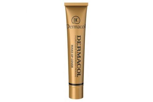 Dermacol Make-Up Cover SPF30 30 g voděodolný extrémně krycí make-up pro ženy 208 Makeupy