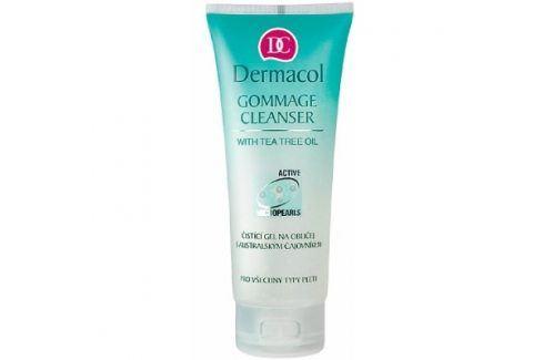 Dermacol Gommage Cleanser 100 ml čisticí gel s peelingovým efektem pro ženy Čisticí gely