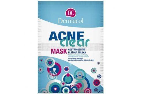 Dermacol AcneClear 16 g pleťová maska na problematickou pleť pro ženy Pleťové masky