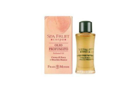 Frais Monde Spa Fruit Peach And White Musk 10 ml parfémovaný olej pro ženy Parfémované oleje