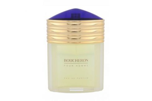 Boucheron Boucheron Pour Homme 100 ml parfémovaná voda pro muže Parfémované vody