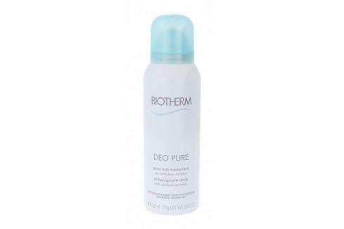 Biotherm Deo Pure 125 ml antiperspirační sprej pro ženy Antiperspiranty