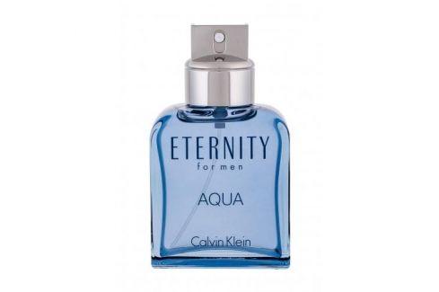 Calvin Klein Eternity Aqua For Men 100 ml toaletní voda pro muže Toaletní vody