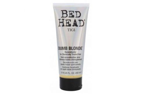 Tigi Bed Head Dumb Blonde 200 ml kondicionér pro poškozené vlasy pro ženy Kondicionéry