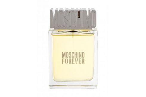 Moschino Forever For Men 100 ml toaletní voda pro muže Toaletní vody
