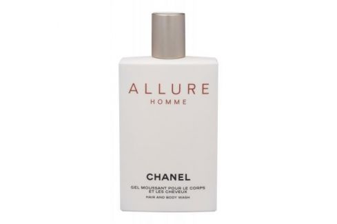 Chanel Allure Homme 200 ml sprchový gel pro muže Sprchové gely