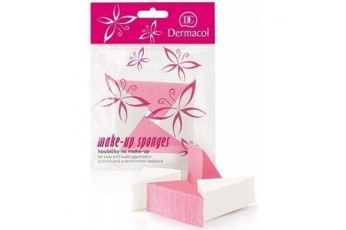 Dermacol Make-Up Sponges 4 ks houbička na make-up pro ženy Aplikátory