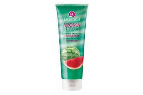 Dermacol Aroma Ritual Fresh Watermelon 250 ml osvěžující sprchový gel pro ženy Sprchové gely