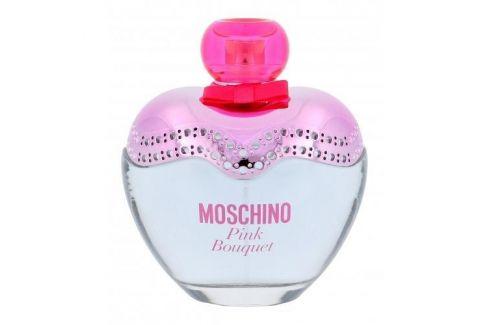 Moschino Pink Bouquet 100 ml toaletní voda pro ženy Toaletní vody