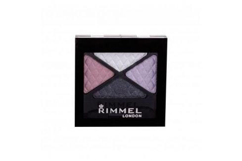 Rimmel London Glam Eyes Quad 4,2 g oční stín pro ženy 023 Beauty Spells Oční stíny