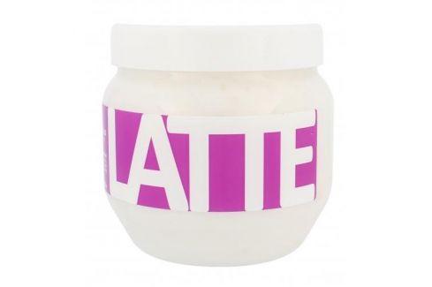 Kallos Cosmetics Latte 800 ml maska pro chemicky poškozené vlasy pro ženy Masky na vlasy
