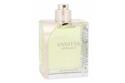 Versace Vanitas 100 ml toaletní voda tester pro ženy Toaletní vody