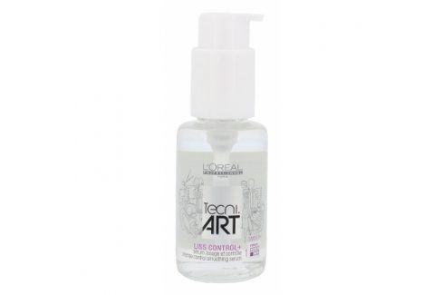 L´Oréal Professionnel Tecni.Art Liss Control+ 50 ml sérum pro uhlazení vlasů pro ženy Oleje a séra na vlasy