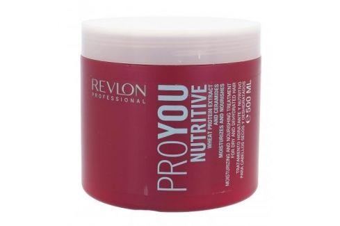 Revlon Professional ProYou Nutritive 500 ml maska na suché vlasy pro ženy Masky na vlasy