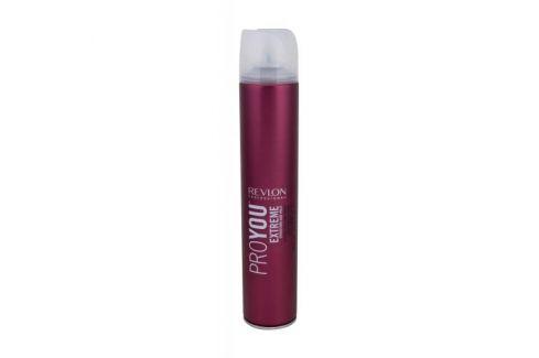 Revlon Professional ProYou Extreme 500 ml extra silný lak na vlasy pro ženy Laky na vlasy