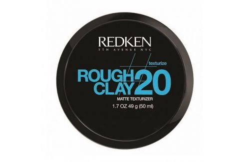 Redken Rough Clay 20 50 ml pro definici a tvar vlasů pro ženy Pro definici a tvar vlasů