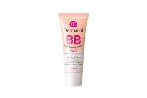 Dermacol BB Magic Beauty Cream SPF15 30 ml bb krém pro ženy Nude BB krémy